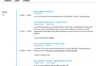 Conference Programme Online